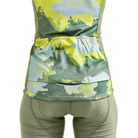 Craft ADV Endur Graphic Jersey Women forest/sulfur